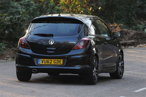 vauxhall black vauxhall corsa black edition pictures auto express