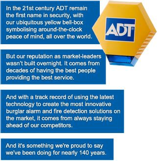 the story the adt name adt