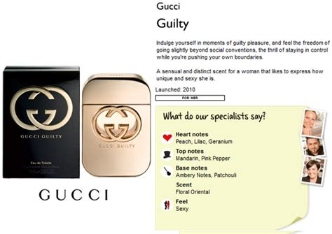 Berapa Parfum The Shop genie collection gucci guilty for scent shop