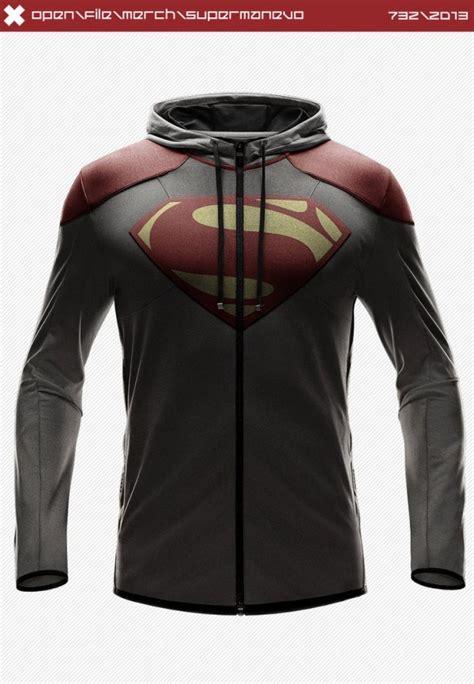 Hoodie Sweater Dc 3 most badass hooded jacket designs geektyrant