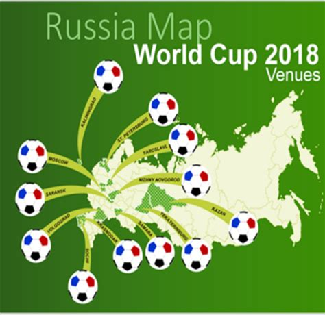 world cup 2018 cities map fifa 2018 world cup stadiums guide 2018 russia world cup