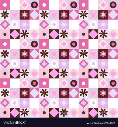quilt pattern svg quilting pattern seamless royalty free vector image