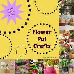 33 flower pots crafts favecrafts com