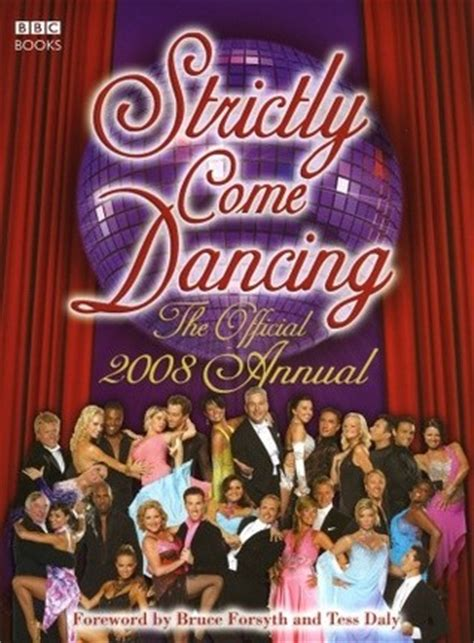Reading Strictly Come by Strictly Come The Official Annual 2008 By Alison