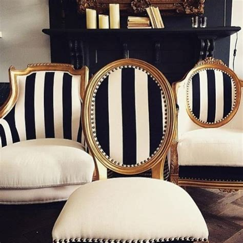 black and white striped bench 25 best ideas about white chairs on pinterest condo decorating small space design