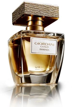 giordani gold essenza oriflame perfume a new fragrance