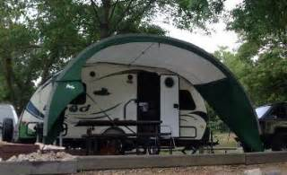 r pod trailer awning by pahaque outdoor living terra