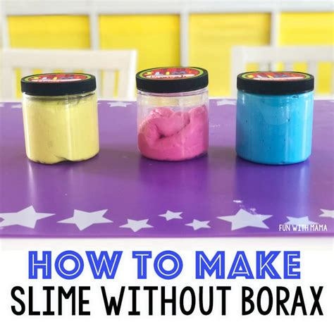 cara membuat slime activator no borax diy slime activator without borax diydry co