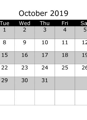 printable monthly calendar  week numbers monday  printable  monthly