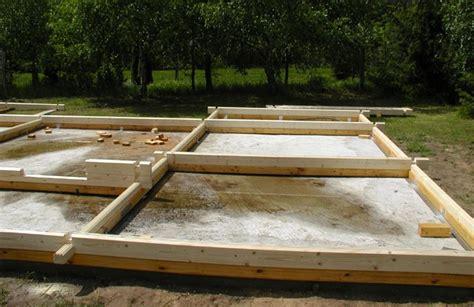bodenplatte betonieren so geht s auch in eigenleistung - Terrasse Betonieren Kosten