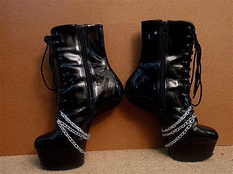 diy platform shoes diy heel less shoes by soullessyumeiru on deviantart