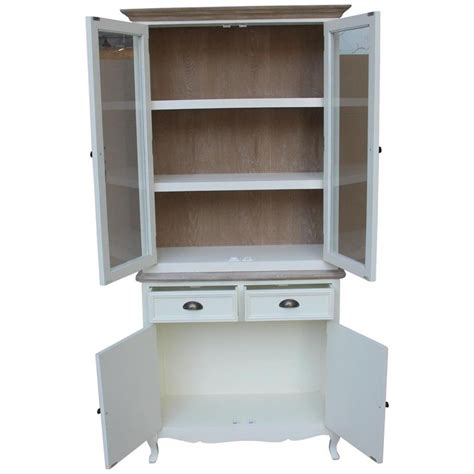 mobile dispensa cucina mobile cucina dispensa bianco con top shabby 89x192x35