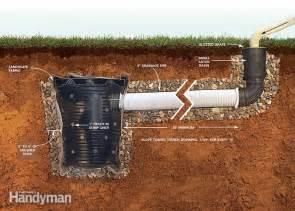 How Much Is It To Waterproof A Basement - wet basement repair curing a wet basement the family handyman