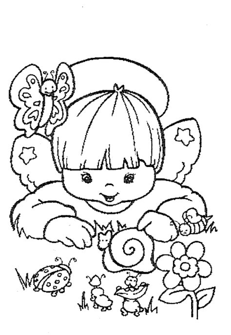 angel cat coloring page free angel cat coloring pages