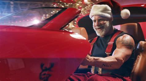 santa  swole  dodges latest holiday commercials
