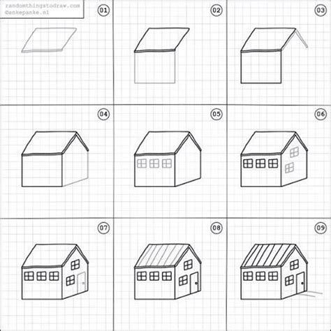 how to draw 3d house 25 best ideas about easy designs to draw on