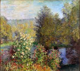 file monet claude corner of the garden at montgeron jpg