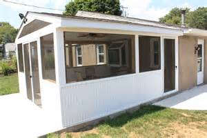 Pictures Of Screened In Decks Screened In Porches Pa Screened In Rooms Decks And Patios