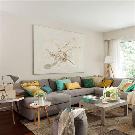 imagenes jardines otoño isalad muebles salon