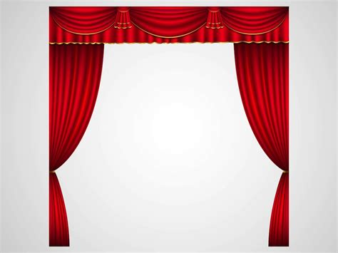 curtain images stage curtains clipart