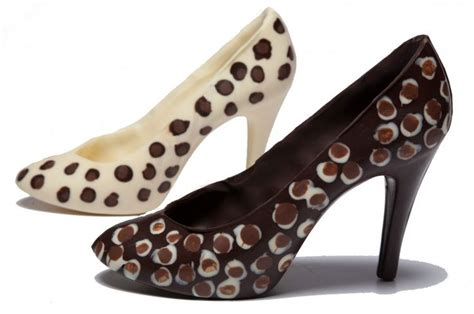 1000 images about chocolate high heels on pinterest