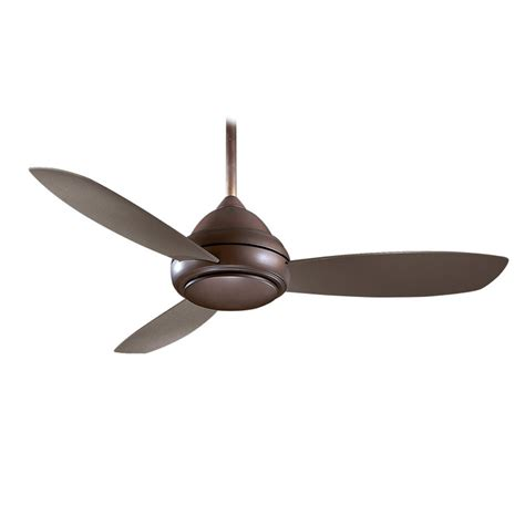 outdoor ceiling fan no light concept i wet outdoor ceiling fan by minka aire fans