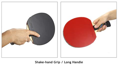 table tennis racket grip boer s5 table tennis racket ping pong paddle shake