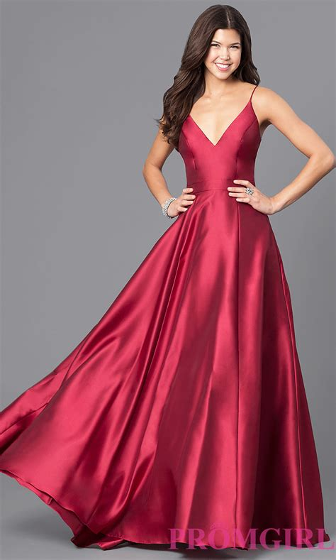 Prom Gowns by Wine Jvn By Jovani Prom Dress Promgirl