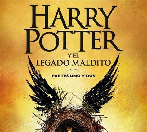 libro harry potter official 2018 harry potter y el legado maldito el libro m 225 s vendido de 2016 foto 1