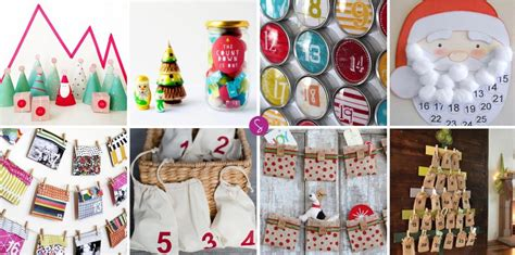 advent calendars to make easy advent calendars to make at home countdown to
