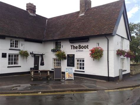 Hastone Boots by The Boot Inn Histon Restaurant Reviews Phone Number