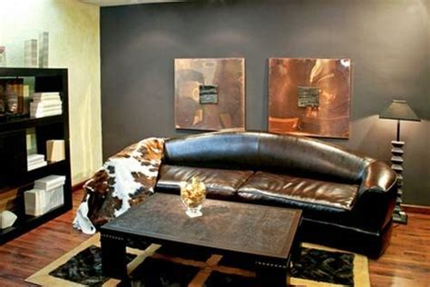 masculine decorating ideas 20 elegant masculine interior design ideas