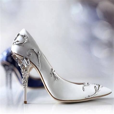 Wedding Shoes With Pearls by Wedding Shoes With Pearls Bromente