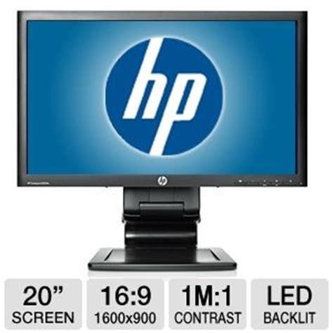 resetting hp monitor hp compaq la2006x 20 class widescreen led monitor 1600 x