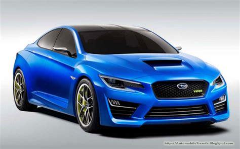 subaru impreza wrx automobile trendz 2014 subaru impreza wrx concept 6