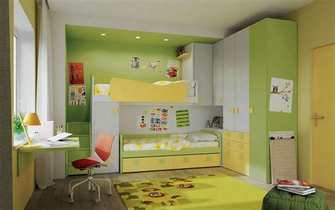 arredamento camerette bimbi 30 modelli di camerette salvaspazio per bambini e ragazzi