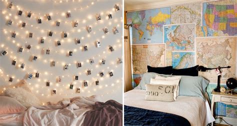 ideas par decorar mi cuarto 20 ideas para decorar una pared de tu cuarto y darle ese