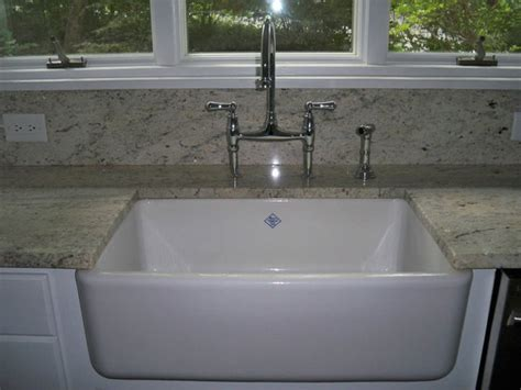 traditional kitchen sinks rohl farmhouse sink befon for