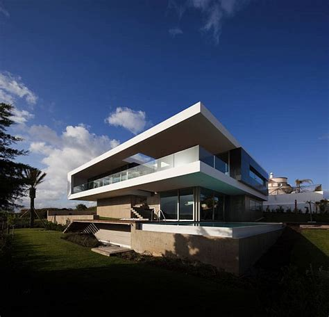 oceanview house plans ocean view house in lagos portugal