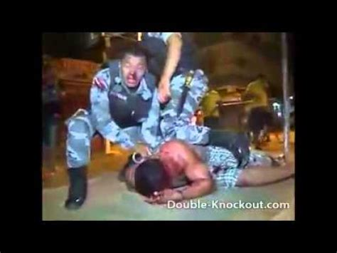 cop body slams fan cubs cop gets body slammed on concrete crazy youtube
