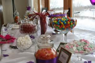 Wedding candy buffet photos weddingbee photo gallery