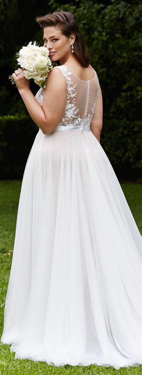 Best 25  Ashley graham wedding dress ideas on Pinterest