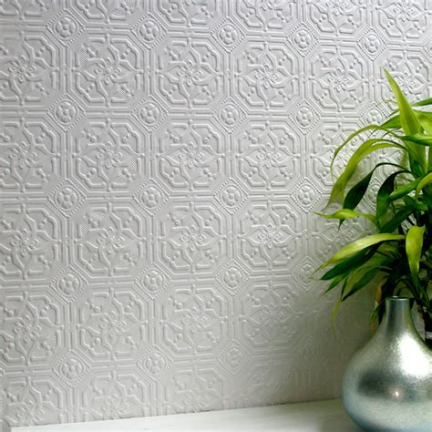 Textured Wall Paint Cost - anaglypta wallpaper textured wallpaper with beautiful embossed designs