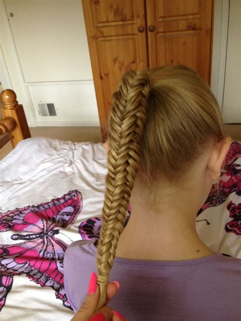 updo hairstyles with 3d braids 3d fishtail braid hairstyle pinterest