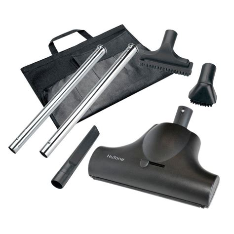nutone central vacuum system 7 standard tool set