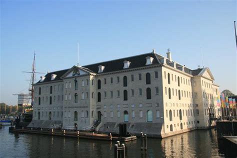 scheepvaart museum foto de amsterdam ligt bij het scheepvaart museum foto van