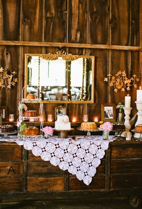 Rustic Dessert Table by 17 Best Ideas About Rustic Dessert Tables On
