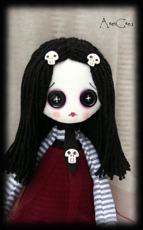 Creepy Handmade Dolls - 266 best images about bonecas 2 on lorraine
