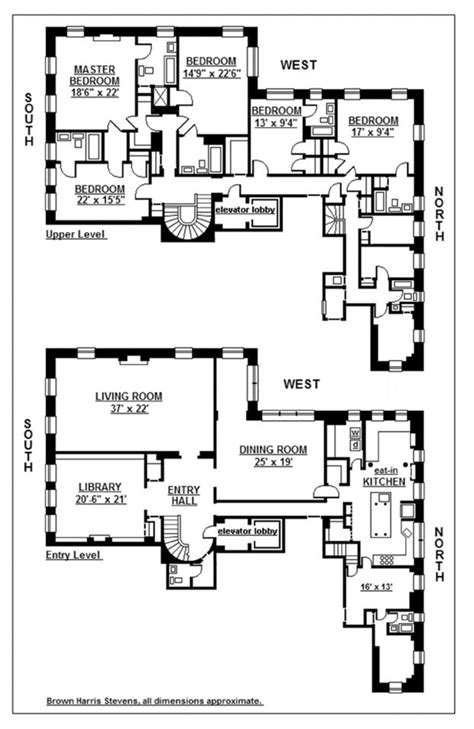 740 park avenue floor plans sale ross finally sells for 60m at 740 park