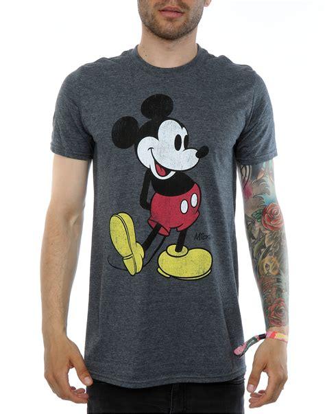 Mickey Mouse Shirt disney s mickey mouse classic kick t shirt ebay
